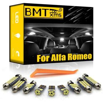Juego de luz Interior LED Canbus para coche, BMTxms, para Alfa Romeo,...