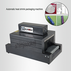 5500w Double temperature control Automatic heat shrink packaging machine Electricity laminator sealing machine 220v/380v