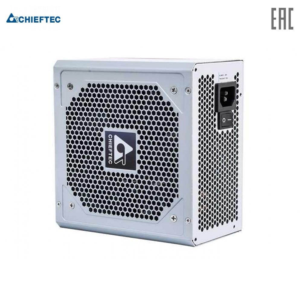 Блок питания Chieftec PSU Chieftec iARENA GPC-500S 500W ATX 2.3, 80 efficiency, Active PFC, 120mm fan OEM