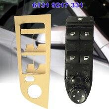 Переключатель окна питания аксессуары для интерьера переключатель окна питания для BMW E90/318i/320i/325i 04-2012+ бежевая панель W905