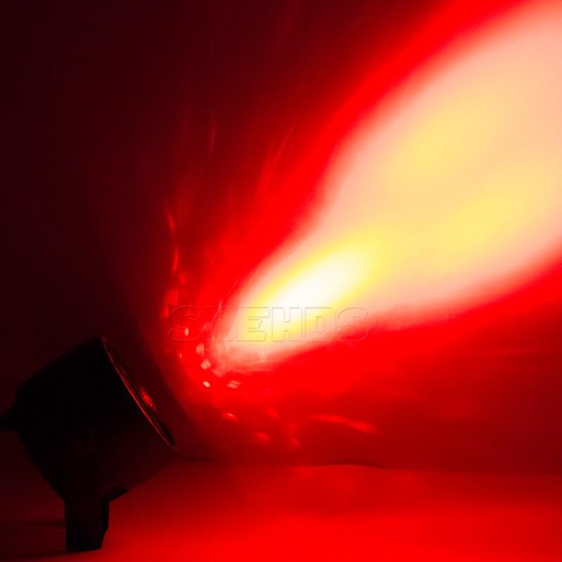 estroboscópica de efeito de iluminação, 12x3w