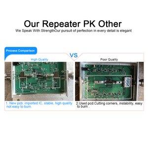 Image 3 - Màn hình hiển thị LED GSM 900 Mhz Repeater celular DI ĐỘNG ĐIỆN THOẠI Lặp Tín Hiệu tăng áp, 900MHz GSM khuếch đại + Yagi/Trần Ăng Ten
