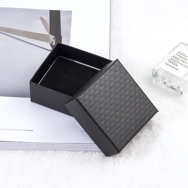 7*7 Cm Jewlery Box Jewelry Box Necklace Box Bracelet Box Necklace Packaging Box Earring Box Ring Box