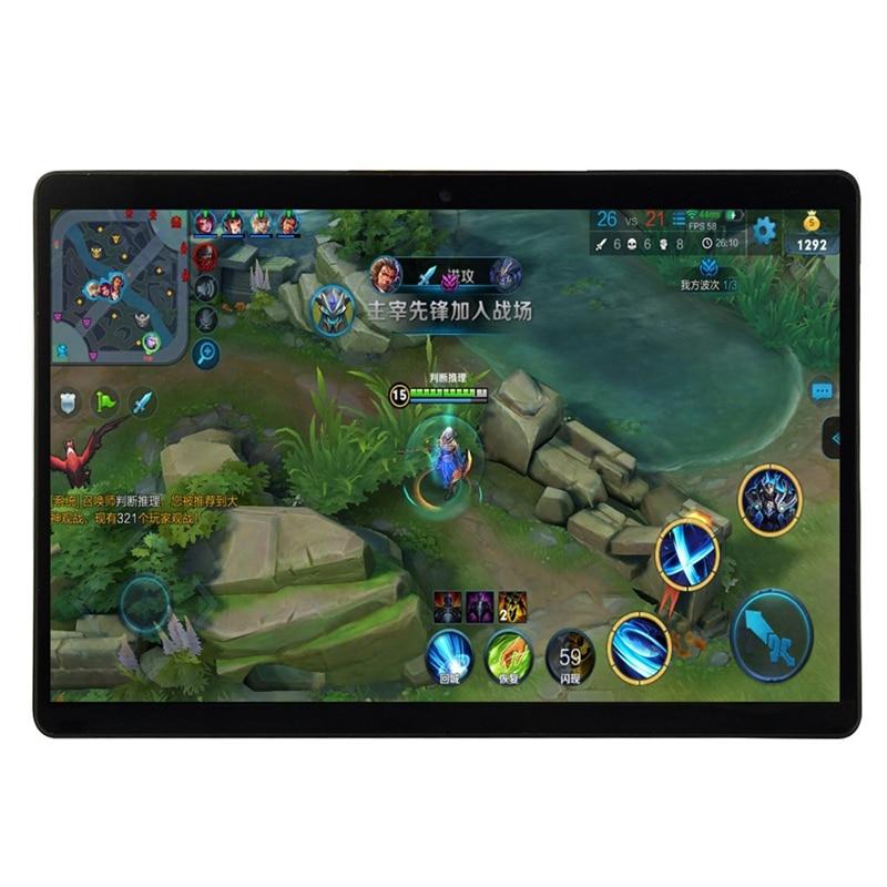 10.1 Inch 7.0 Ips Screen Tablet Octa Core Mt6580 Rom  1Gb Rom 16Gb 3G Dual Sim Card Phone 3G Call Wifi Tablets Pc Eu Plug