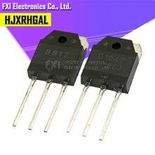 5pcs 2SD1047 D1047 2SB817 B817 אודיו מגבר הצינור מקורי אותנטי