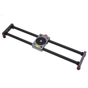 Carbon Fiber Micro Mini Camera Slider Rail Desktop Bearing-type Stabilizer Video Track Rail Voor for Tripod Smartphone Universal
