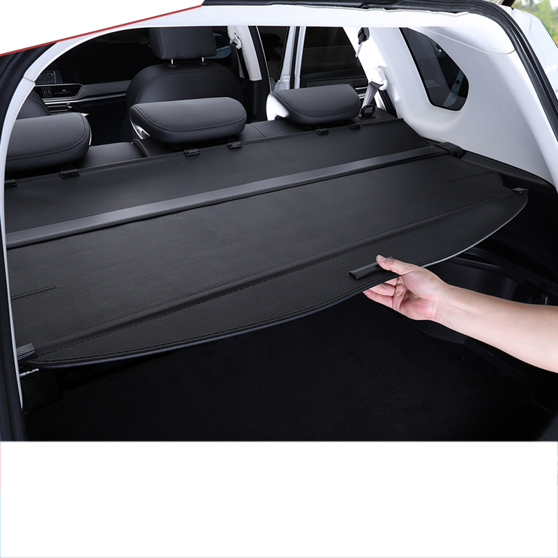 Lsrtw2017 Car Trunk Curtain compartment Cover for Great Wall Haval H6 M6 F7 2011 2012 2013 2014 2015 2016 2017 2018 2019 2020 Interior Mouldings     -