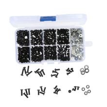 Screws Box Set for 1/10 HSP Traxxas Tamiya HPI Kyosho D90 SRC10 Remote Control RC
