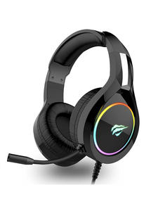 HAVIT Gaming Headset Microphone Wired Computer Laptop Xbox/ps4 50mm-Driver Surround-Sound