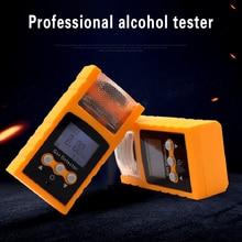 Blasen Atem Digital Alkohol Tester, Auto Alkoholtester, Tragbare Alkohol Meter, Wein Alkohol Test, blasen Trunkenheit am steuer Tester