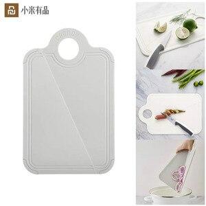 Image 1 - Youpin tabla para cortar plegable, de grado alimenticio, PP, protección ambiental, corte de cocina, Mini tabla de corte para fruta