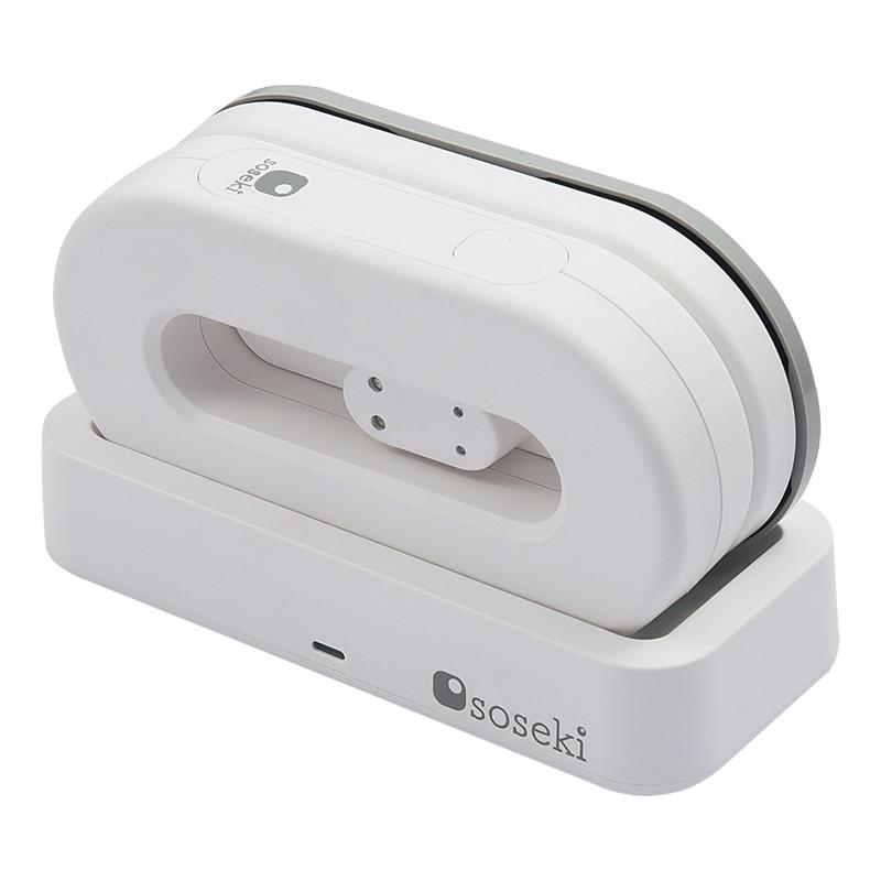 Soseki Wireless Handheld Home Business Travel Electric Iron Small Portable Mini Foldable Dormitory Charging Ironing Machine