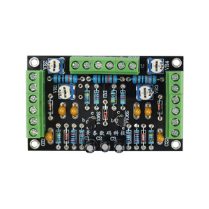 Image 2 - GHXAMP 6E2 kocie oko tube wskaźnik płyta sterownicza zestaw podwójny kanał fluorescencyjny wskaźnik poziomu wzmacniacz napędu DIY modyfikacji