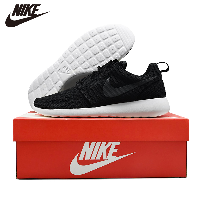Original NIKE ROSHE RUN ONE Mens Ourdoors Running Sports Shoes Lightweight 511881-017