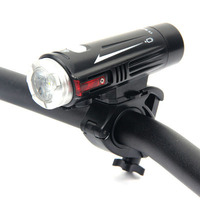 Mountain Power Torch Equipment USB Rechargeable Night Riding Fixed Gear Bicycle Lamp Warning Bicycle Headlight