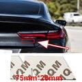 1 шт., наклейки на багажник Bmw X1 X3 X5 X6 E30 E90 M3 E84 E83 F25 E91 E60 F15 F16 E70 F30