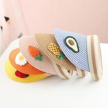 Детские шляпы для мальчиков и девочек весенне летние кепки с