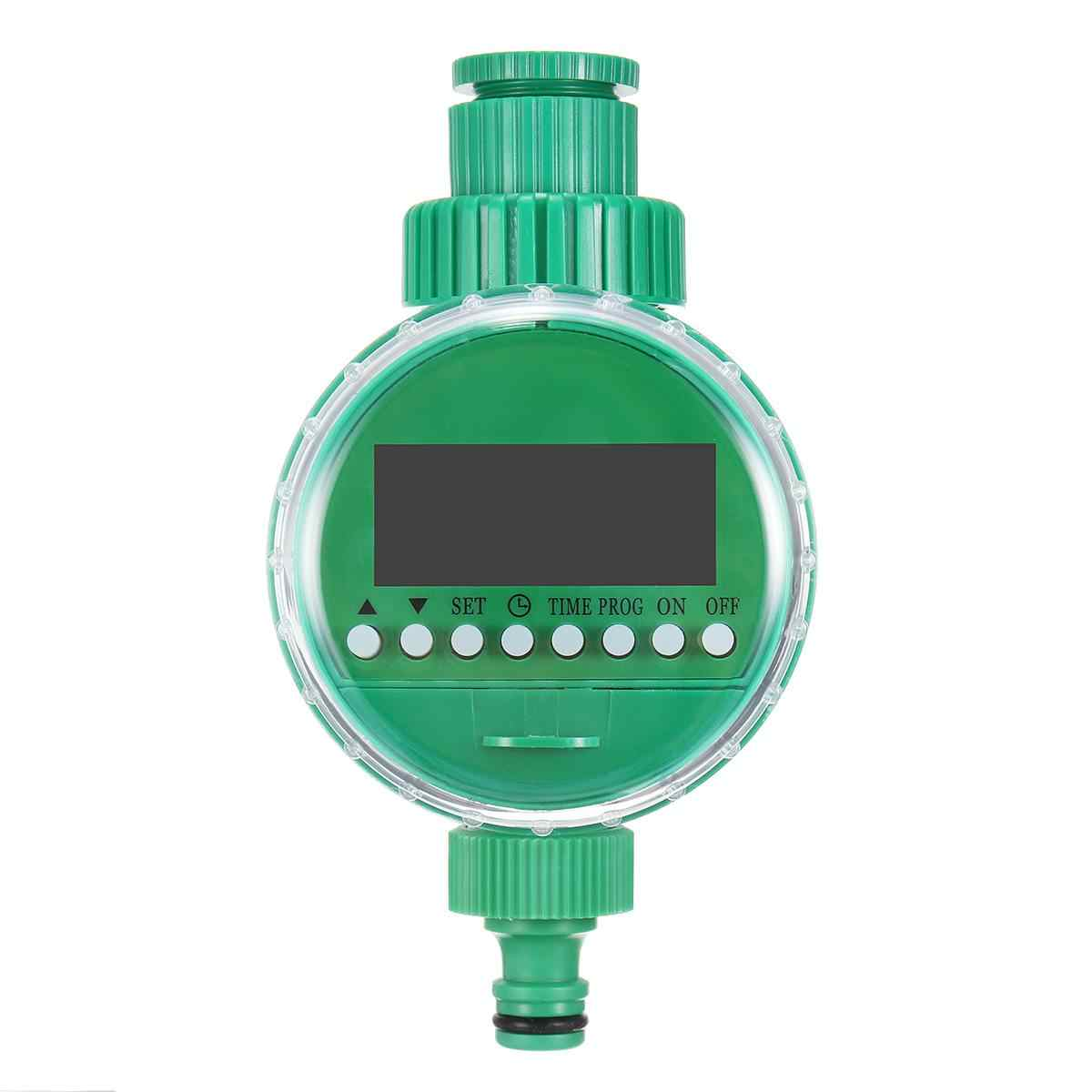 25M Micro หยดระบบชลประทาน Automatic Water Timer วาล์ว Smart Controller รดน้ำสวน Electrinic ปรับ Dripper