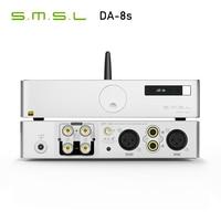Smsl DA-8s NJW1194 80W Completa Balanced Bluetooth Amplificatore Digitale DA8S Amplificatore di Potenza