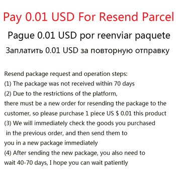 Please do not pay,This is a link to resend the package pay 0.01