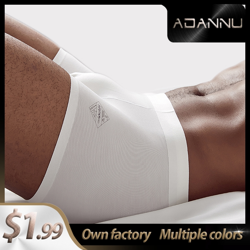 Panties CMENIN Cotton LOGO Soft Sexy Men Underwear Boxer Shorts 2020 New Long Boxer Mens Boxershorts Underware Boxers Sexi AD308