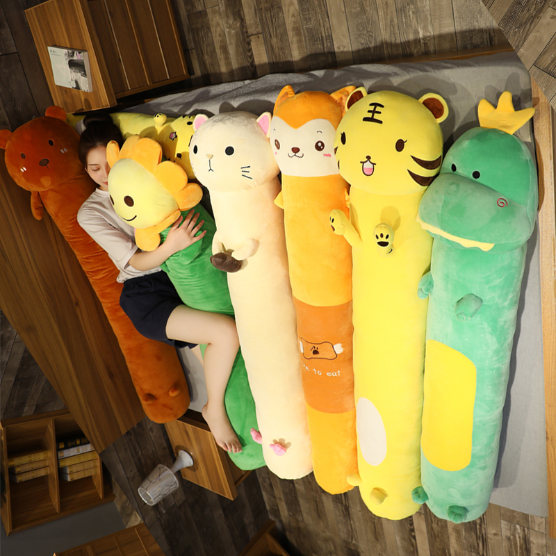 Lovely Candy Long Pillow Women Leg Pregnant Women Pillow Boyfriend Sleeping Pillow Removable And Washable Cushion Large Pillow
