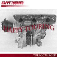 GT1238S Turbo şarj MCC akıllı Fortwo Roadster 45KW 727211-5001S 727211-0001 A1600960999