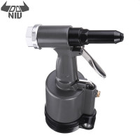 DANIU TR8500 Heavy Duty Pneumatic Air Riveter Riveting Tools 2.4mm 3.0mm 4.0mm 4.8mm Hand Rivet Tool Kit
