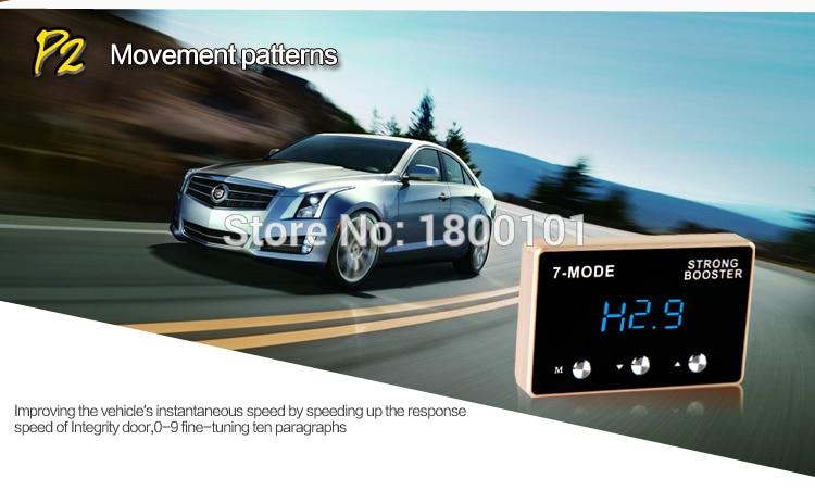 Auto Sprint Booster papučica auto dijelovi Elektronički regulator - Auto dijelovi - Foto 2