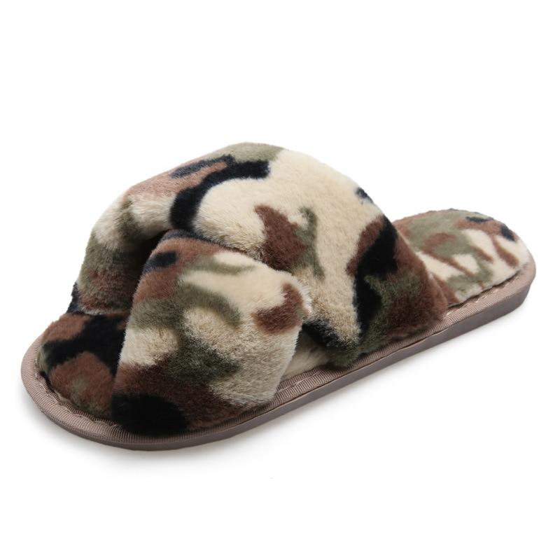 Купить mudibear тапочки для женщин теплые зимние удобные модная дышащая