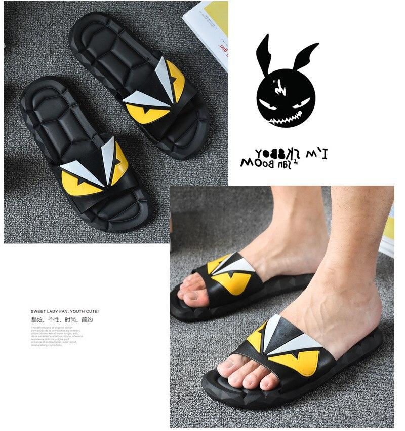 2021thread chinelos de verão coruja chinelos grande