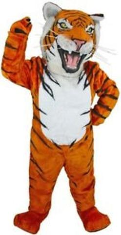 tigre cinza qualidade profissional peso leve traje da mascote ternos adultos tamanho fabrica atacado