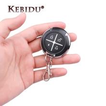Sıcak 433 MHZ kablosuz klon anahtarı klonlama kopya 433mhz kapısı garaj kapısı kontrol çoğaltıcı taşınabilir uzaktan kumandalı anahtar