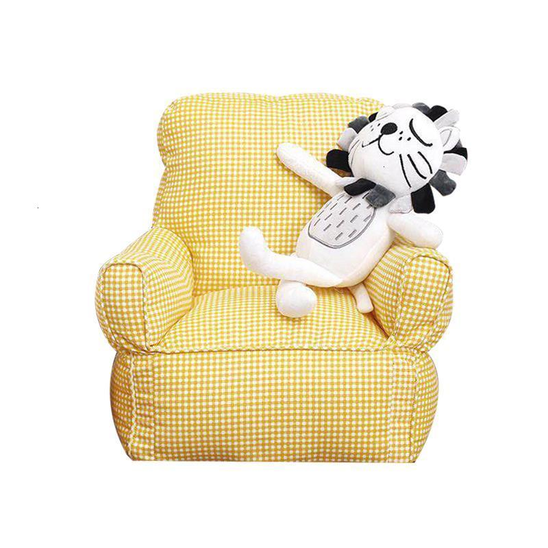 Mobilya'ten Çocuk Kanepeleri'de Divano Bambini sandalye kanepe küçük çocuklar tembel çocuk Cameretta Bimbi Kindersofa bebek Chambre Enfant Dormitorio Infantil çocuk kanepe title=