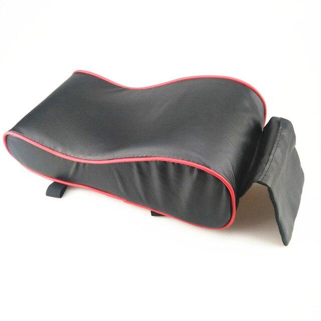 New leather car armrest pad car styling for Toyota Camry Corolla RAV4 Yaris Highlander/Land Cruiser/PRADO Vios Vitz/Reiz Prius 2