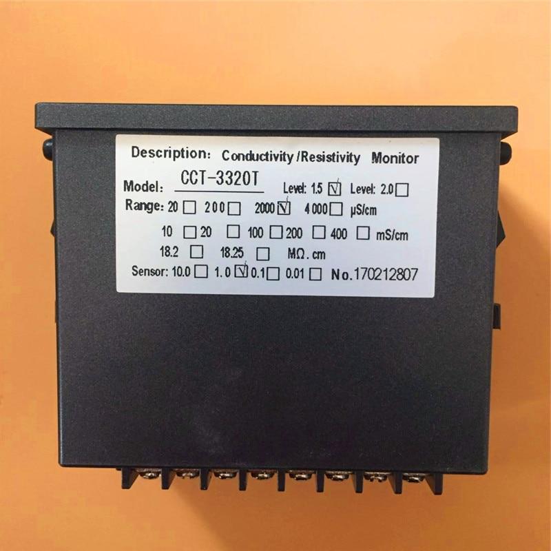 CCT-3320T water treatment online detection conductivity meter original RM-220 conductivity sensor