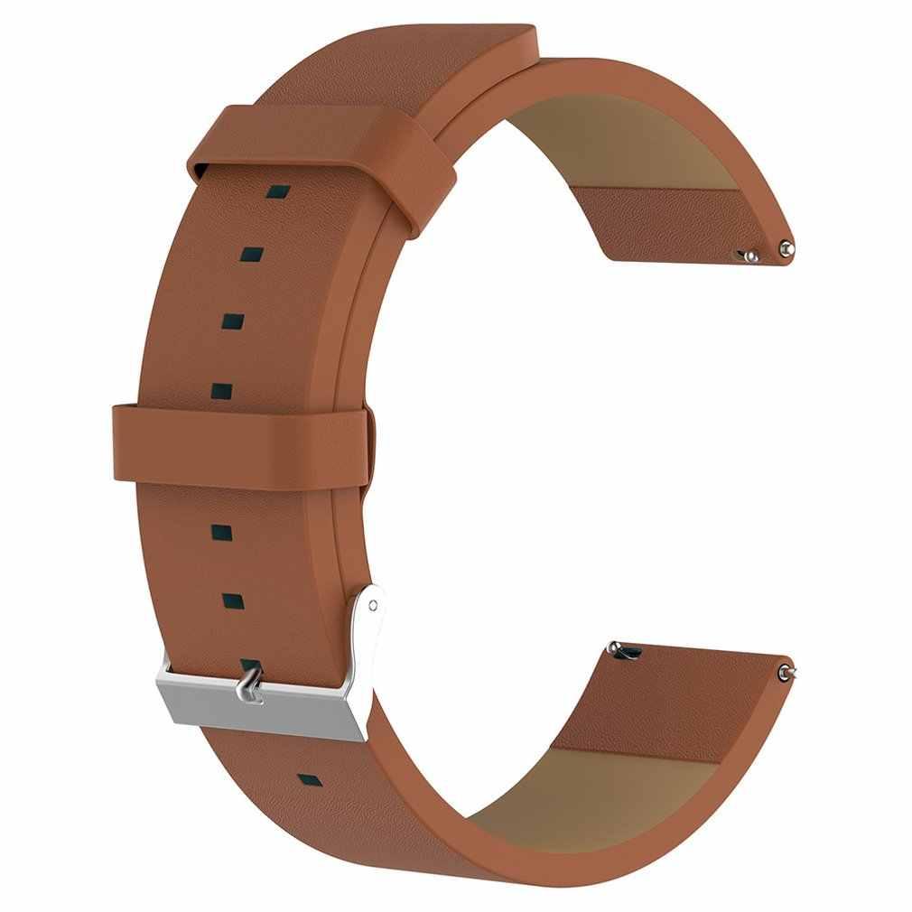 קלאסי עיצוב עור שעון רצועת אופנתי נשים גברים רצועת יד להקת מתאים Versa לייט/Versa/Blaze