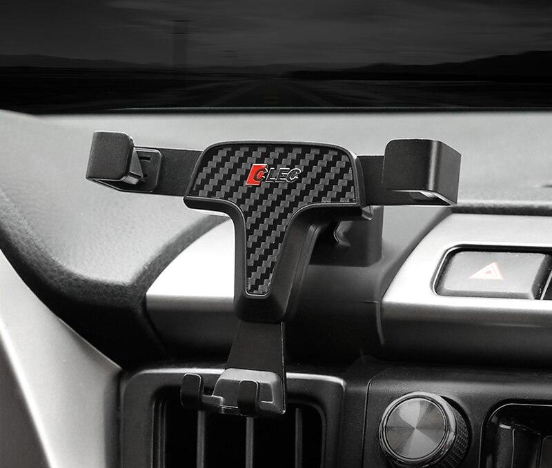 For Toyota RAV4 RAV 4 2014 2015 2016 2017 2018 Car Air Vent Mount Phone Holder for Mobile Phone Stable Cradle Smart Phone Stand