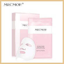 MECMOR Dreamy Beautifying Total-Effects Canina Facial Mask 5PC Additive Free Sensitive Pregnant Face Mask
