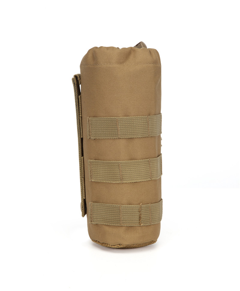 Outdoor Wallet Insulated Shui Bei Dai Shui Hu Bao Cup Set Tactical Wear Belt Wallet Molle Accessories Xiao Gua Bao