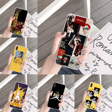 Michael Jackson & Freddie Mercury Queen Silicone TPU Phone Cases Cover For iPhone 11 11Pro MAX X SE 5 5S 6 7 8 Plus XS XR XS MAX(China)