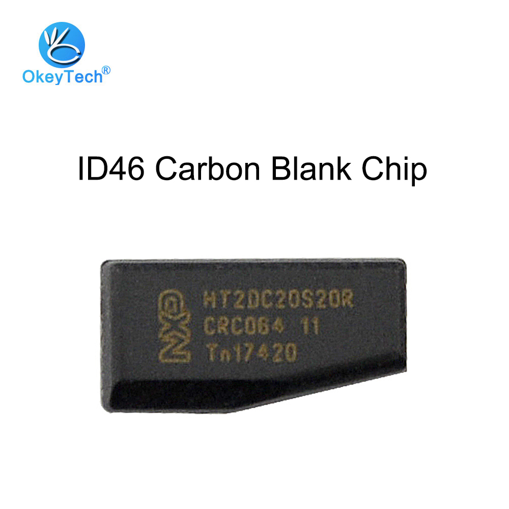 1pc Replacement Car Key Chips PCF7936AS ID46 Auto Blank Transponder Igntion Chip