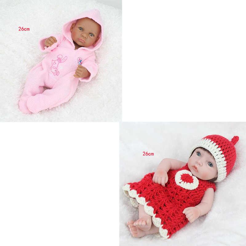 دمية أطفال حديثي الولادة من السيليكون الناعم من نيك دمى أطفال حديثي الولادة من السيليكون تصلح كهدية للكريسماس
