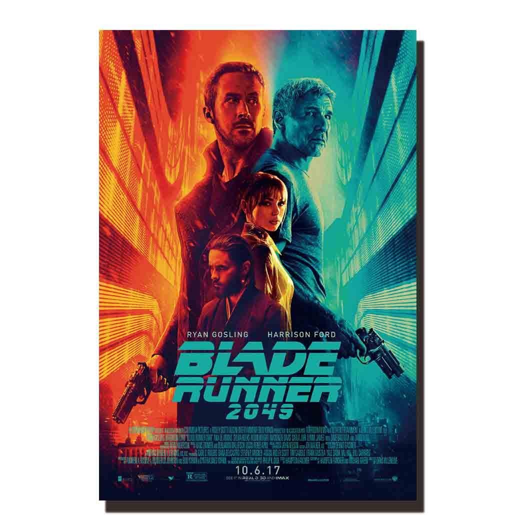 Blade Runner Classic Movie Art Silk Poster 8x12 12x18