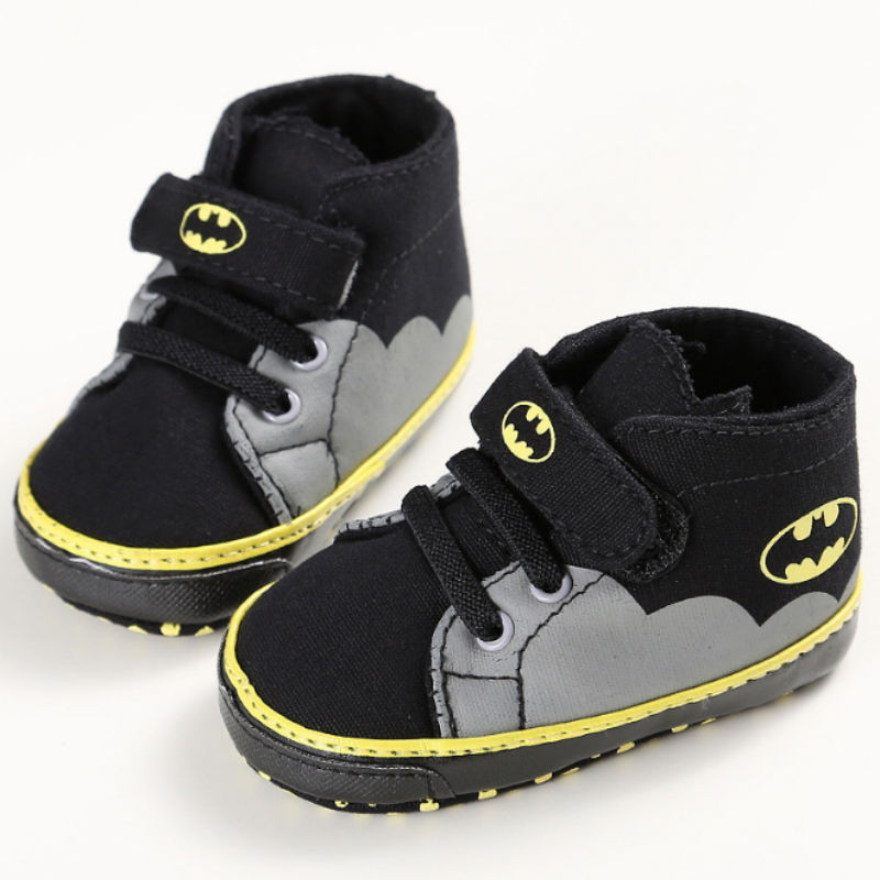 Canvas Pudcoco Autumn Winter Baby Boys Girls Shoes First Walkers Sneakers Kids Crib Infant Toddler Footwear Print Prewalkers