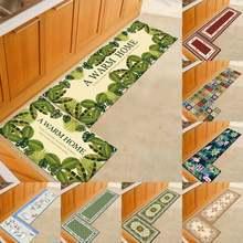 Кухонные коврики  кухонные толстые в европейском стиле для ванной
