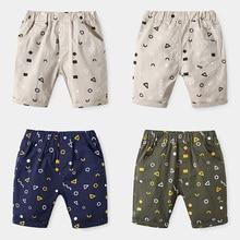 Boys Shorts Clothing Pants Kids Summer Fashion New Casual