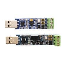 FT232/CH340/CP2102 module disolement USB vers RS485 module de communication 485 vers usb FT232