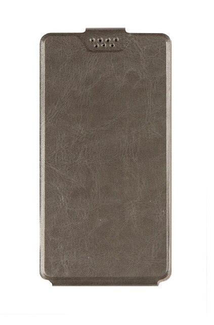 """Универсальный чехол-флип Smarterra STICKER S 3.5""""- 4.3"""" (Серый)"""