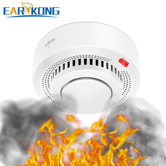Tuya WiFi Smoke Alarm Fire Protection Smoke Detector  2